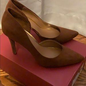 Brand new Merona Cognac heels